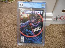 Birds of Prey 84 cgc 9.8 DC 2005 Huntress cover Batman WIldcat MINT WHITE pgs TV