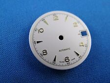 Blank Wrist Watch Dial -Automatic- 24.5mm Fit For ETA 2824 -Swiss Made-  #234