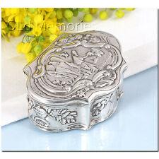 Antieke zilveren snuifdoos 18e eeuws