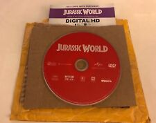 Jurassic World Digital copy & DVD Mint Condition Disc Only