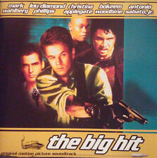 """THE BIG HIT"" - Film Soundtrack-Wahlberg-Sugarhill Gang-Beenie Man-BRAND NEW CD"