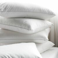 Duck Feather and Down Cotton Bed Pillow Hotel Quality