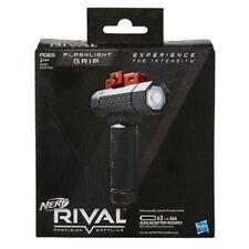 HASBRO-Nerf RIVALE Gear-Torcia elettrica Grip-Nuovo di Zecca