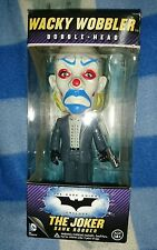 Wacky Wobbler Bobble Head The Joker Bank Robber Figures