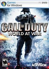 Call of Duty: World at War - PC by Activision