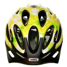 ABUS Kids Fahrradhelm Chaox Kinderhelm zoom Lime S 48 - 55 cm Radhelm Helm Helme