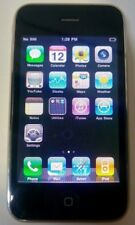 Apple iPhone 3G 16GB White UNLOCKED  AT&T Good Condition Fully Functions