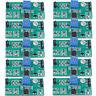 10Pcs LM393 Spannungskomparator Modul High Level Ausgang 3,5-24 V LED Anzeige