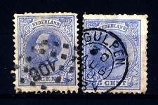NETHERLANDS - OLANDA - 1872-1888 - Re Guglielmo III