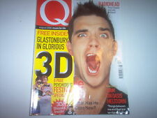 Robbie Williams, Elliott Smith, Peter Gabriel - Q Magazine 2000