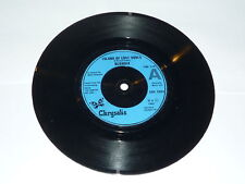 """BLONDIE - Island of lost souls  -1982 UK 7"""""""