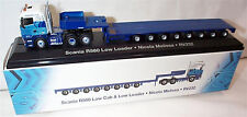 STOBART RAIL SCANIA R560 LOW CAB LOW LOADER NICOLA MELISSA RV232 1:76 New Boxed