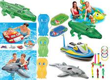 Jeux et activités de plein air bleu Intex
