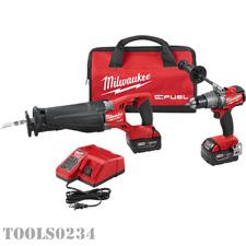 Milwaukee Tools 2894-22 M18 FUEL™ 2-Tool Combo Kit - POWERSTATE™ - REDLINK PLUS™