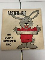 RARE The Sonny Kompanek Trio - Easter Pie - LP PCI 1009 SP - JAZZ