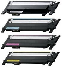 4 Color Toner Cartridge for Samsung 406 CLT-406S CLX-3305 3305FN 3305FW 3305W