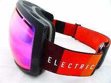 Electric Eg2 Snow Goggles Orange Blast Black Rose/blue Chrome Light Green Lens