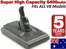 6400mAh Battery SV10 For Dyson V8 Absolute Animal Fluffy Vacuum Cleaner SonyCell