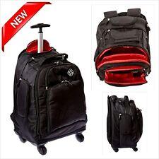 Backpack Spinner Wheel Cart Travel Luggage Tote Bag Messenger Laptop/Folder/Offi