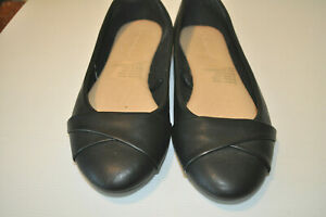Target Collection Black Ladies Flats size 8 Women's Girls Casual