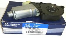 Genuine Hyundai i10 reart Destra Elettrico Finestra Regolatore Motore 988200X200