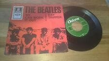 """7""""  Pop Beatles - We Can Work It Out (2 Song) ODEON McCartney"""
