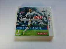 Pro Evolution Soccer 2012 - Nintendo 3DS Game - 2DS, XL, PES - Free, Fast P&P!