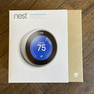 Nest Thermostat, 2nd Generation, Slightly Used