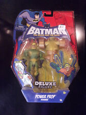 Batman: The Brave And The Bold - Power Prop Aquaman - Deluxe Figure Unopened
