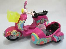 Littlest Pet Shop LPS Blythe Purple Scooter without BASKET HTF 100% Authentic