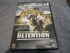 """DVD """"DETENTION"""" Dolph LUNDGREN"""