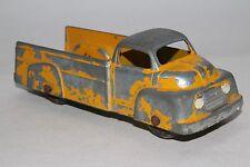 Tootsietoy Pickup Truck, Yellow