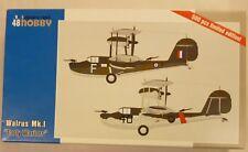 Special Hobby 1/48 Walrus Mk I Early Warriors LTD Edition 500 Kits Rare