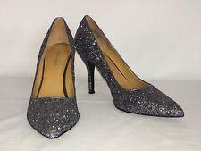 Women's Nine West Pumps Silver Jackpot Shoes
