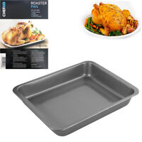 Baking Tray Pan Mold Oven Non Stick Cake Mould Roasting Bake Dish Multi Purpose