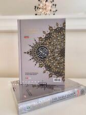 NOBLE Quran A5 Warm Grey Word for Word Arabic English Translation Colour Tajweed