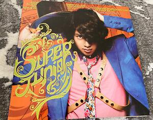 SUPER JUNIOR MR. SIMPLE ALBUM HEECHUL VERSION