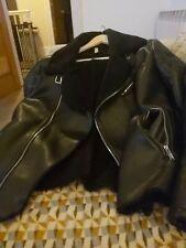 Zara Mans Faux Flying Jacket