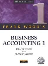 Business Accounting: v. 1,Frank Wood, Alan Sangster