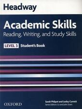 ACADEMIC SKILLS READING, WRITING, AND STUDY SKILLS LEVEL 3 - PHILPOT, SARAH/ CUR
