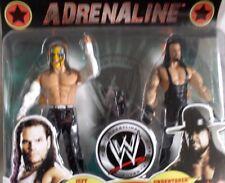 WWE Jeff Hardy & The Undertaker Figuren-Set+Zubehör, ca. 18 cm ,Neu,OVP,RARITÄT
