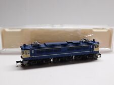 N Scale - KATO - Japanese JR EF65 Electric Locomotive Train