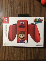 Super Mario Odyssey Comfort Grip w/ Indicator Lights for Nintendo Switch Joy-Con