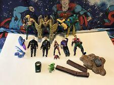 DC Universe Huge Lot Aquaman Batman Robin Lex Luthor Bane Yamato Display Diorama