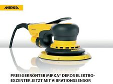 Mirka Deros 625cv 2 5 Mm Hub 150mm Elektro Exzenterschleifer