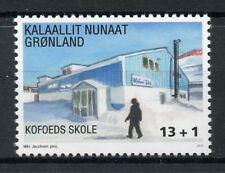 Greenland 2017 MNH Kofoed's School Nuuk Additional Value 1v Set Education Stamps