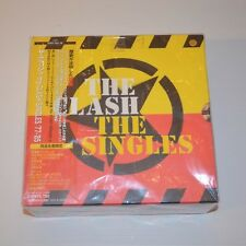 "THE CLASH - THE SINGLES 77-85 - 2006 JAPAN BOX 7"" SINGLE VINYL"