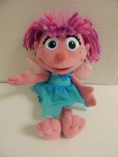 Sesame Street / Hasbro ~ Abby Cadabby Plush Doll