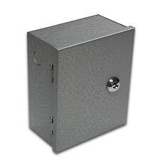 "SB653 6"" Electrical Enclosure Cabinet Alarm Locking Box Distribution Box"