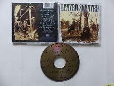CD Album LYNYRD SKYNYRD The last rebel  7567 82447 2